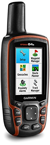 Garmin GPSMAP 64s Worldwide along with great Sensitivity GPS and GLONASS Receiver Handheld GPS Units