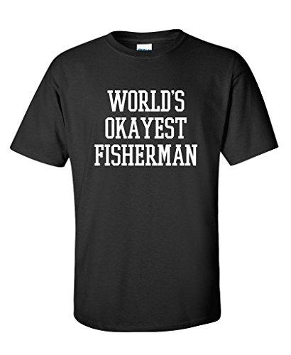 Okayest Fisherman Fishing Novelty Sarcastic product image