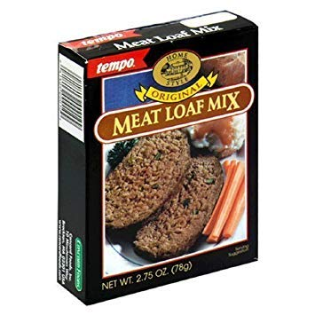 Tempo Mix Ssnng Meatloaf  (6 pack)