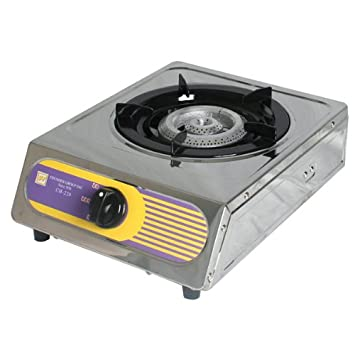 Merveilleux Amazon.com : Single Propane Gas Stove For Outdoor Or Indoor Cooking :  Camping Stoves : Sports U0026 Outdoors