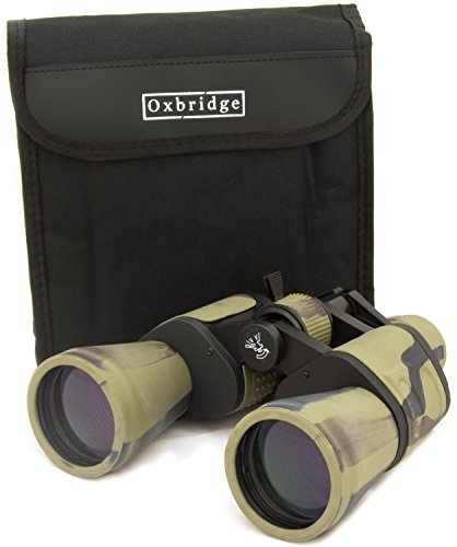 Oxbridge 10-70x70 Zoom Binoculars - Professional for Comfortable Viewing -...