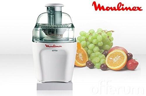 Moulinex ju2000 centrifugador Capacidad 1 Litro Potencia 200 W ...