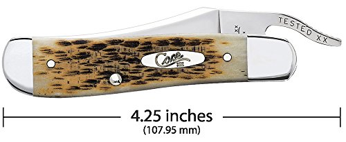 Case Synthetic Russlock Pocket Knife