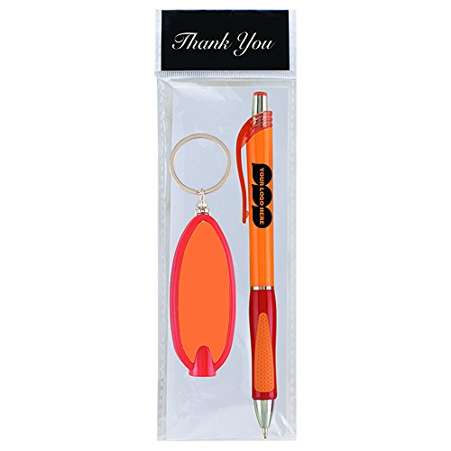 ''TY'' Brights Gift Set Pen with Black Ink - 100 Quantity - $1.45 Each - PROMOTIONAL PRODUCT / BULK / BRANDED with YOUR LOGO / CUSTOMIZED. by CloseoutPromo