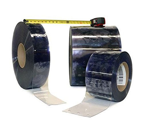 Smooth Strip Door - Strip Door Roll - 8