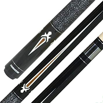 Stargate Taco Billar Americano Pool Cue Apollo 1 13mm 19oz: Amazon ...