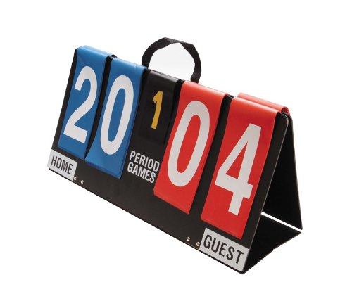 Athletic Specialties Deluxe Portable Flip Scorer