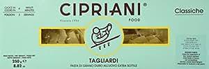 Cipriani Food Tagliardi Extra Thin Egg Pasta, 8.82 oz