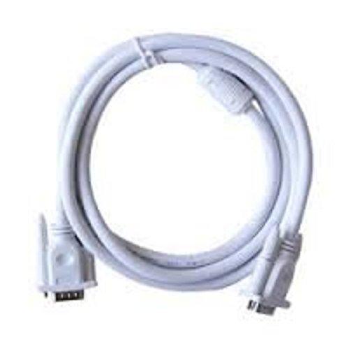 RANZ 5mtr VGA Cable Male To Male  White