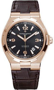 Vacheron Constantin Vacheron Constantin En el extranjero Fecha Negro Dial Mens Reloj 47040/000R-