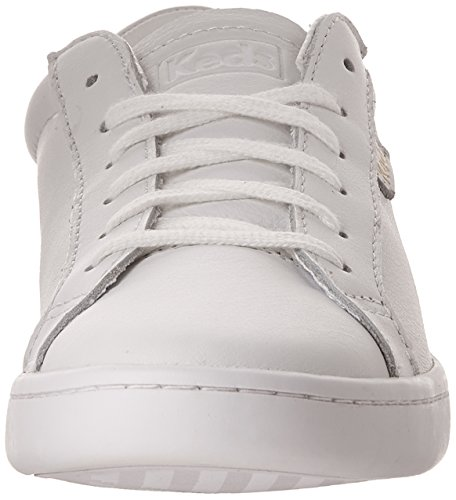 Keds Womens Ace Leather Shoe in White