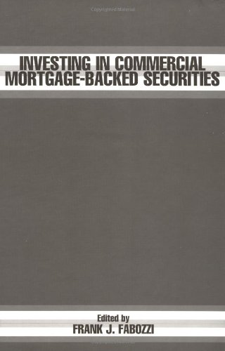 Investing in Commercial Mortgage-Backed Securities by Wiley