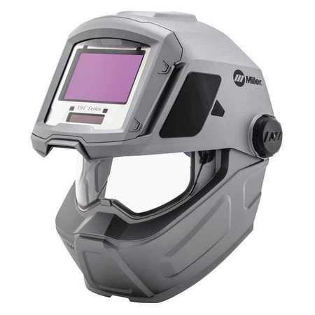 Welding Helmet, Auto-Darkening Type ()