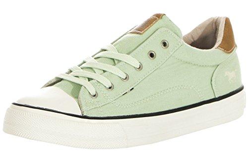 Sneaker Da Donna Mustang 1272-301-555 Verde