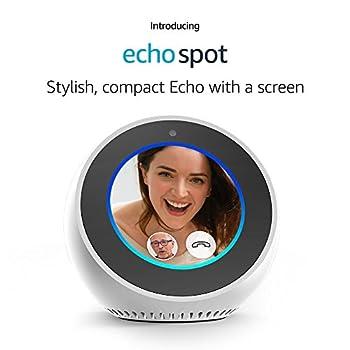 Echo Spot - White 2