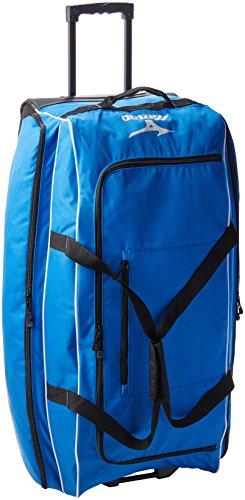 Mizuno 360178 Navy MX Equipment Wheeled Bag Baseball &