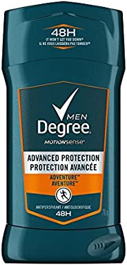 Degree Men Advanced Protection Antiperspirant Deodorant Stick for Sweat Control Adventure 48h Odour Protection
