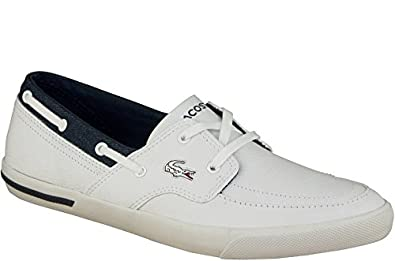 bc9ffac2bc9e0 Image Unavailable. Image not available for. Colour  Lacoste Ramer Boat Shoes  ...