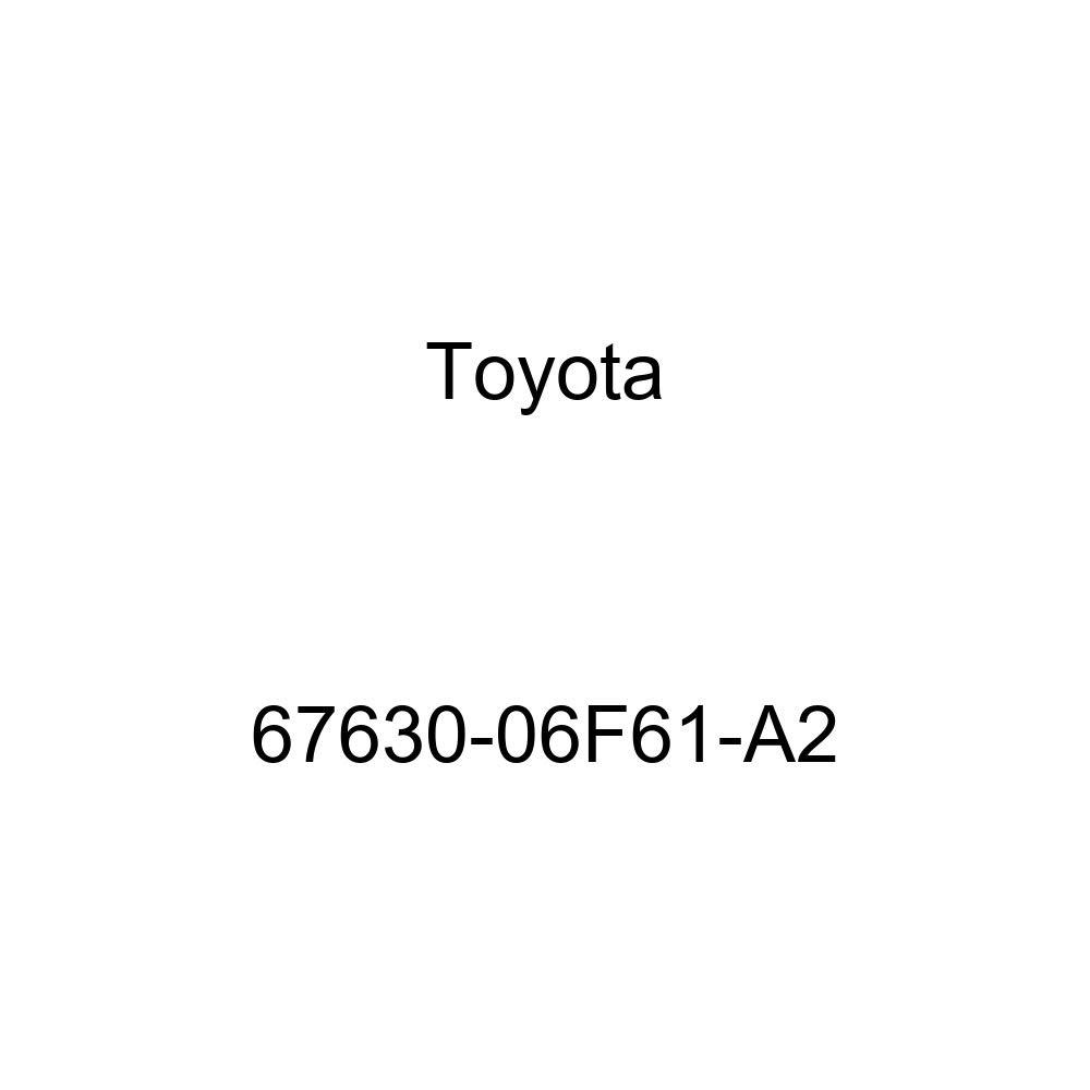 Genuine Toyota 67630-06F61-A2 Door Trim Board