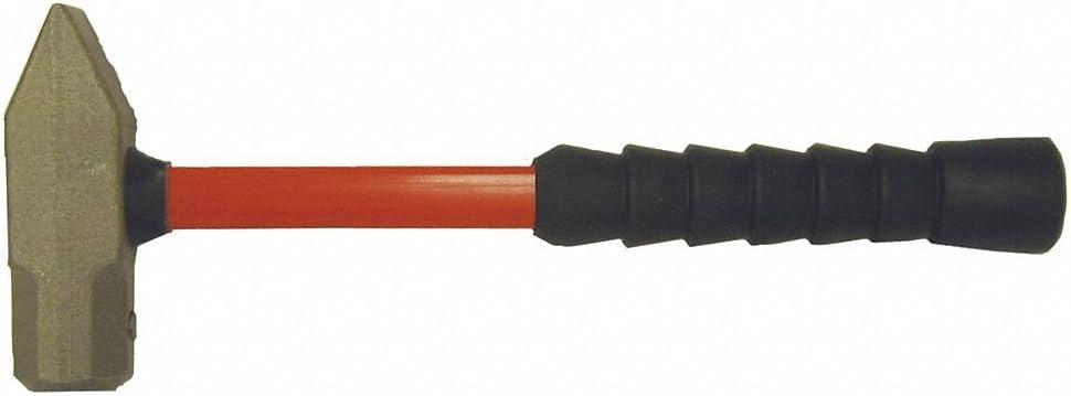 3 lb 3//4 Head Width Head Weight Cross Pein Hammer 15 Overall Length