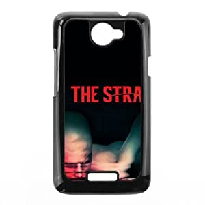 R-N-G1071881 Phone Back Case Customized Art Print Design Hard Shell Protection HTC One X