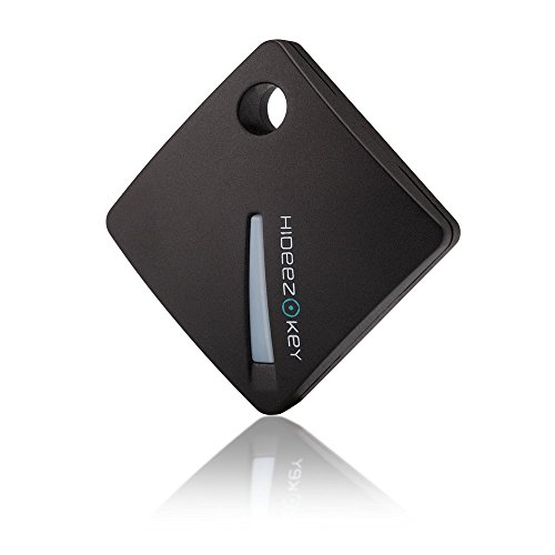 Hideez Key: Bluetooth Password Manager & Vault, Universal Security Key & RFID Token - Matte Black (The Best Password Manager)