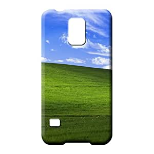 samsung galaxy s5 Protection Shockproof series phone carrying cases sky blue air white cloud