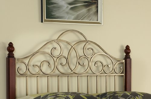 (St. Ives Queen/Full Headboard by Home Styles)