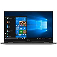 Dell XPS 13 9365 2-in-1 Laptop: Core i7-7Y75, 13.3inch QHD+ Touch Display, 16GB RAM, 512GB SSD, Backlit Keyboard, Windows 10 (Certified Refurbished)
