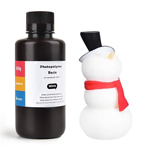 ELEGOO ABS-Like 3D Rapid Resin LCD UV-Curing Resin