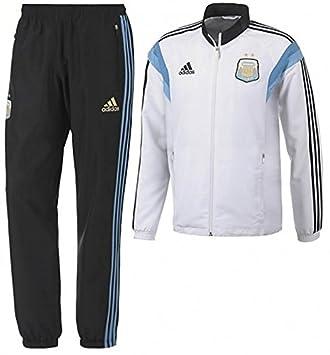 adidas Argentina 2014 World Cup Presentation Suit: Amazon.es ...