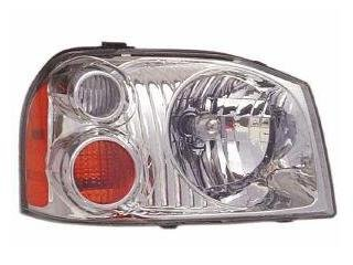 Nissan Frontier Headlight OE Style Replacement Headlamp Passenger Side New (Nissan Frontier Headlamp compare prices)
