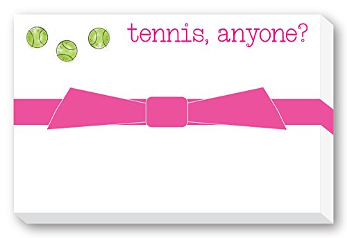 TENNIS, ANYONE PUDGY NOTEPAD