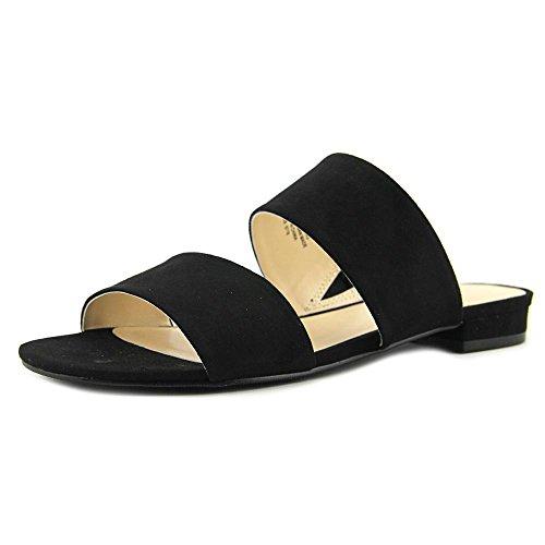 "Women's AK Anne Klein Booties ""Darlia"" - Black Leather (8.5, Black Leather)"