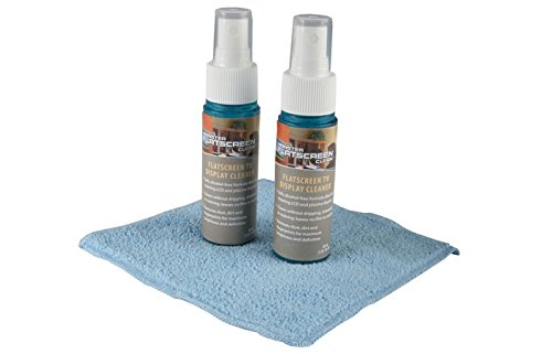 (Monster FlatScreen Deluxe ScreenClean Kit)