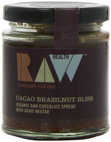 Raw Health Organic Cacao Brazilnut Bliss 170g by Raw Health