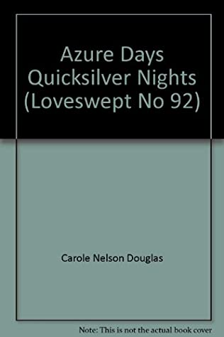 book cover of Azure Days, Quicksilver Nights