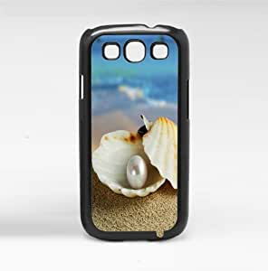 Beach Pearl in Oyster Hard Snap on Phone Case (Galaxy s3 III)