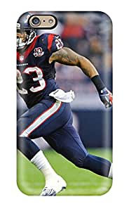 For Iphone 6 Tpu Phone Case Cover(arian Foster)