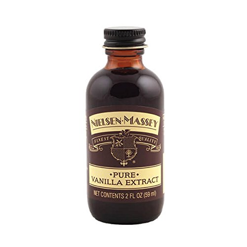 Nielsen-Massey Pure Vanilla Extract | 6 x 60ml