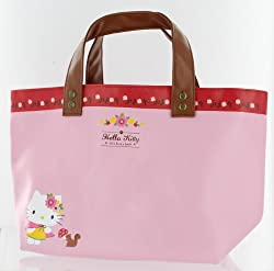 Hello Kitty Tote Bag Forest