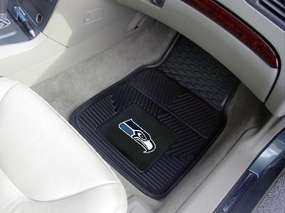 Seattle Seahawks Heavy Duty Vinyl Car Mats