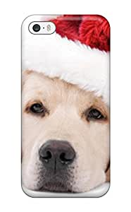Premium [GeIPNTi6066HOIws]puppy Christmas Cutest Case For Iphone 5/5s- Eco-friendly Packaging