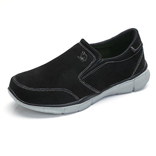Chaussures De Marche Camel Pour Hommes Chaussures En Cuir Suédé ... bae9ce55f10c