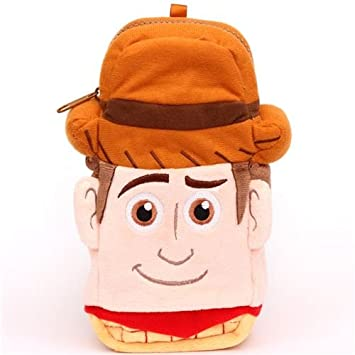 Estuche lápices peluche vaquero Toy Story Cowboy Woody