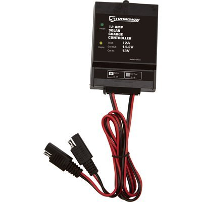 Cheap Strongway Solar Charge Controller – 180 Watts, 12 Amps