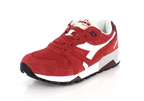 – a 55026 Unisex III Sneaker viola bottone Basso Collo Adulto N9000 Diadora gqw6TnO00