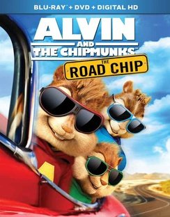 Alvin and the Chipmunks: The Road Chip [Blu-ray], New DVD, Jessica Ahlberg, Josh