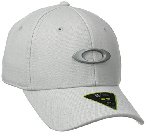 Oakley Men's Tincan Cap, Wood Gray, - Brand Oakley
