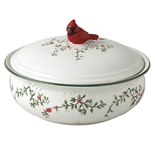 Pfaltzgraff Winterberry 2-Quart Covered Bowl by Pfaltzgraff